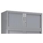 Rehausse armoire monobloc Acier Porte rideaux 44 (H) x 100 (l) x 43 (P) cm Pierre Henry 7035