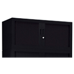 Rehausse armoire monobloc Acier Porte rideaux 44 (H) x 100 (l) x 43 (P) cm Pierre Henry 9005