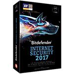 Logiciel Antivirus Bitdefender Internet Security 2017   1 an