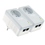 Adaptateurs réseau CPL TP LINK TL PA4025PKIT 500 Mbps