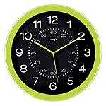 Horloge murale CEP 30 (D) x 30 (l) cm Vert