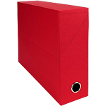 Boîtes transfert Exacompta 90 mm   Rouge