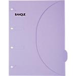 Pochette SMARTFOLDER Banque A4 300 g