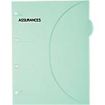 Pochette SMARTFOLDER Garanties A4 300 g