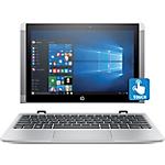 PC portable détachable HP x2 10 p015nf 25.7 cm (10.1