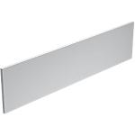 Panneau écran Artexport Gris aluminium 108 (l) x 30 (P) x 52 (H) cm