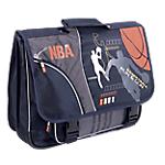 Sac à dos NBA12322 Gris, bleu, orange