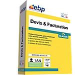 Logiciel de gestion EBP Devis et Facturation Classic VIP 2017
