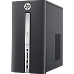 Ordinateur de bureau HP Pavilion 510 p103nf Intel Core i3 6100 Desktop series 1 To Windows 10