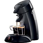 Machine à café Senseo 70 cl Noir   3 pièces