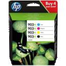 Cartouche HP 903XL couleurs - Office depot