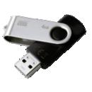 Clé USB 4 Go - USB 2.0 - Office depot