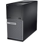 Ordinateur de bureau Dell OptiPlex 3020 Intel Core i3 4100 Desktop series 500 Go Windows 7 Professional