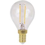 Ampoule LED à filament sphérique Ariane Lighting E14 4 W