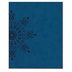 Semainier Exacompta Cordoba 1 Semaine sur 2 pages 2018 Bleu