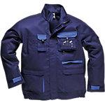 Cazadora Panoply Texo poliéster, algodón talla xl Azul marino