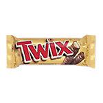 Chocolatina Mars Twix 25unidades