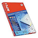 Etiqueta multifunción APLI 1284 blanco 52,5 (a) x 21,2 (h) mm 5600 etiquetas por paquete