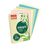 Papel de color Adagio A4 80 g