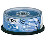 DVDR 47 GB 120 minutos spindle 50 DVDs