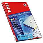 Etiqueta adhesiva APLI blanco 99,1 (a) x 34 (h) mm 1600 etiquetas por paquete