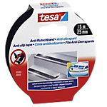 Cinta de seguridad antideslizante tesa 55589 negro 25mm (a) x 15m (l)