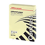 Papel de color Office Depot Contrast A4 120 g