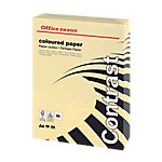 Papel de colores Office Depot Contrast A4 160 g