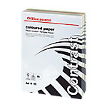 Papel de colores Office Depot A4 80 g