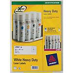Etiqueta multimedia Avery Zweckform L7063 20 blanco 280 etiquetas por paquete paquete de 20