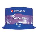 DVD+R Verbatim 4.7 gb 50unidades