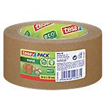 Precinto de papel tesa 4313 marrón 107 micras 50mm (a) x 50m (l)