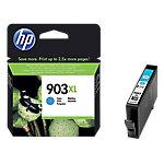 Cartucho de tinta HP original 903xl cian t6m03ae