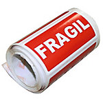 Etiqueta envío Apli Frágil 500 (a) mm blanco, rojo 200etiquetas