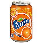Refresco Fanta Naranja 24x0,33l