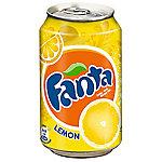 Refresco Fanta Limón 24x33cl