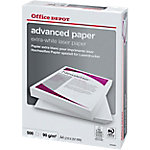 Papel Office Depot Advanced A4 90 g