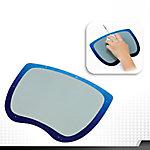 Alfombrilla para ratón óptico AIDATA azul, gris 180 (a) x 220 (h) mm