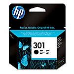 Cartucho de tinta HP original 301 negro ch561ee