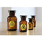 Etiqueta adhesiva Avery L4774 8 Amarillo 32 etiquetas por paquete Paquete de 32