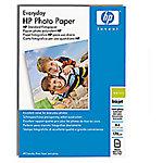 Papel fotográfico HP Plus 10 x 15 cm satinado 300 g