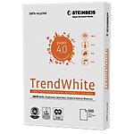 Papel reciclado Steinbeis Trend White A4 80 g