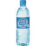 Agua mineral NESTLE AQUAREL Natural 24Botellas 0,5 l