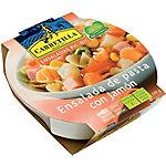 Ensalada de pasta con jamón Carretilla 8 unidades