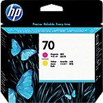 Cabezal de impresión HP original 70 magenta