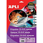 Etiqueta para CD