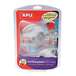 Kit aplicador etiquetas Apli CD