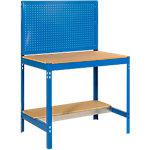 Banco de trabajo Simonrack Azul 9 (a) x 150 (h) x 60 (p) cm