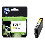 Cartucho de tinta HP original 903xl amarillo t6m11ae
