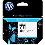 Cartucho de tinta HP 711 negro 80 ml